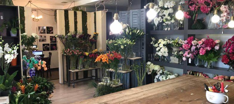 Taller Atrezo Floristas En Granada