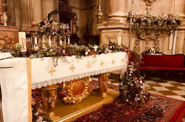 Altar Flores