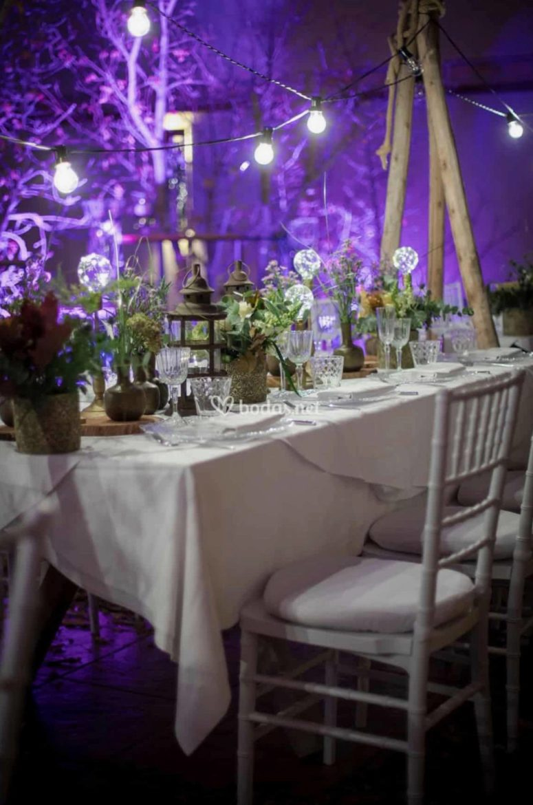 Decoracion Interior Eventos Con Flores