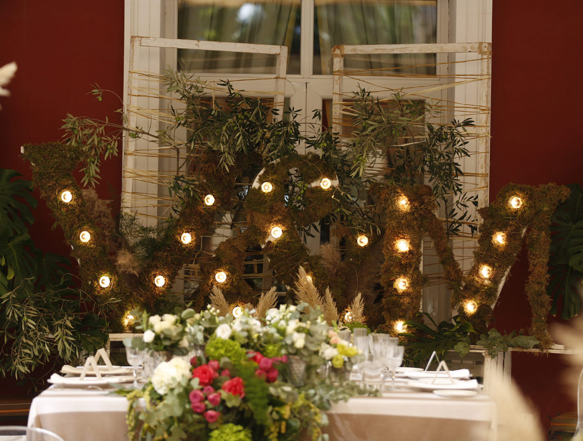 Decoracion Rincones Especiales Bodas