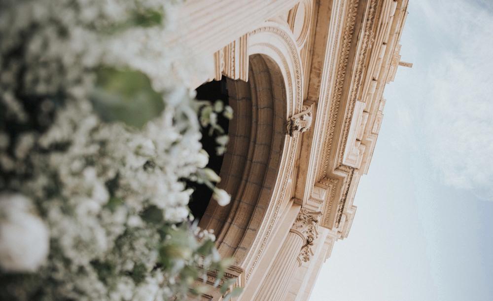 Portada Iglesia Flores