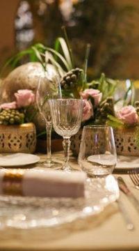 Centros de mesa especiales con flores para eventos