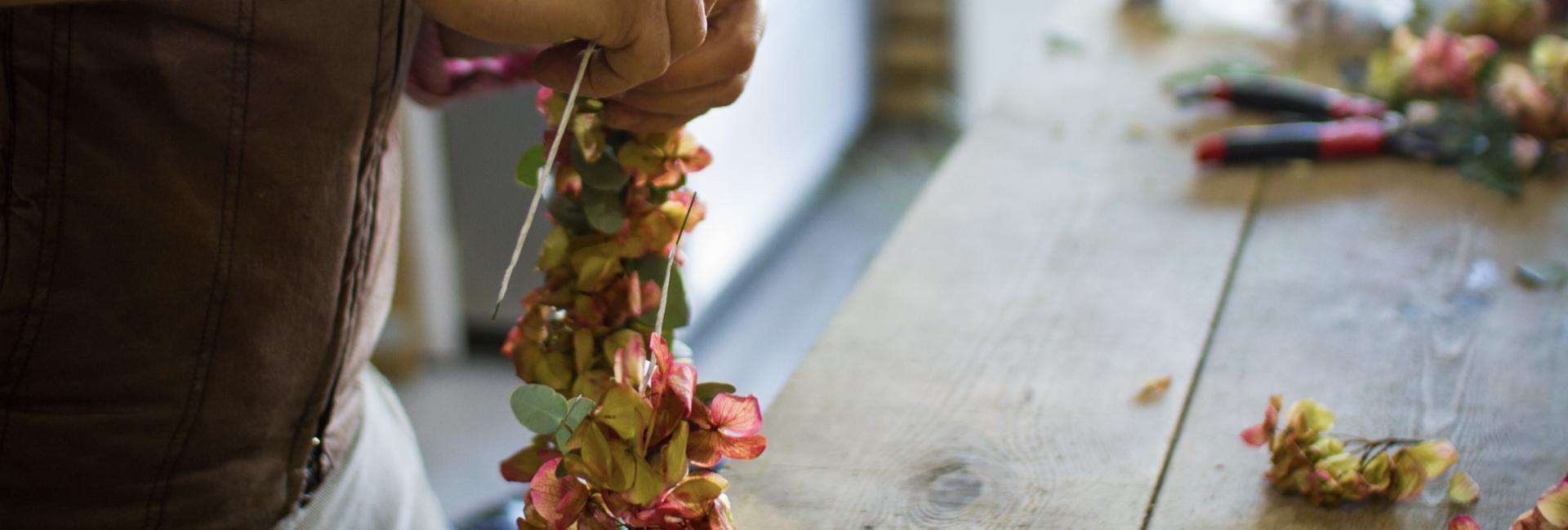 Floristería en Granada especialista en decoración de bodas y eventos - Arte floral