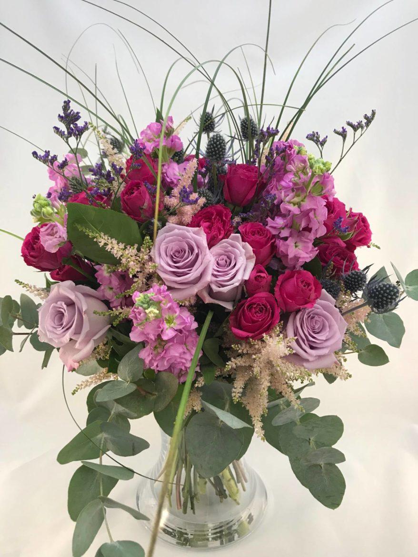 Bouquet Romatnico Especial Rosa