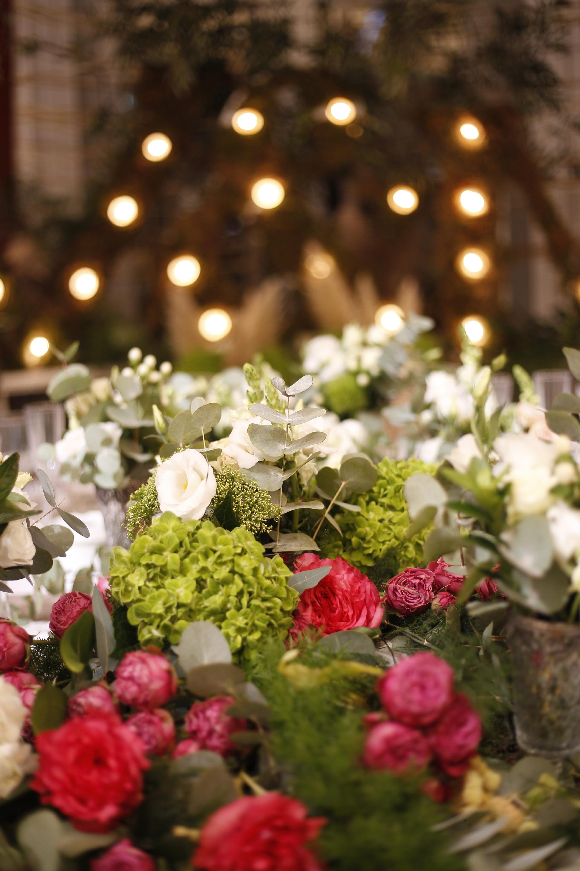 Flores De La Boda Maria Luque Y Ventura