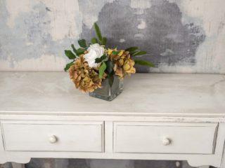 Diseno Floral Preservada Pequeno